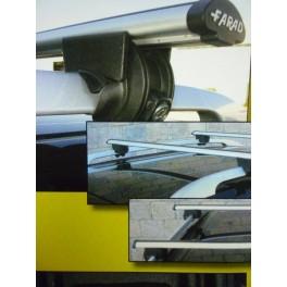 Barre Portatutto Farad in Alluminio Toyota Corolla Verso (5 p)